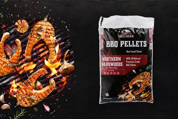 Northern Hardwoods BBQ Pellets